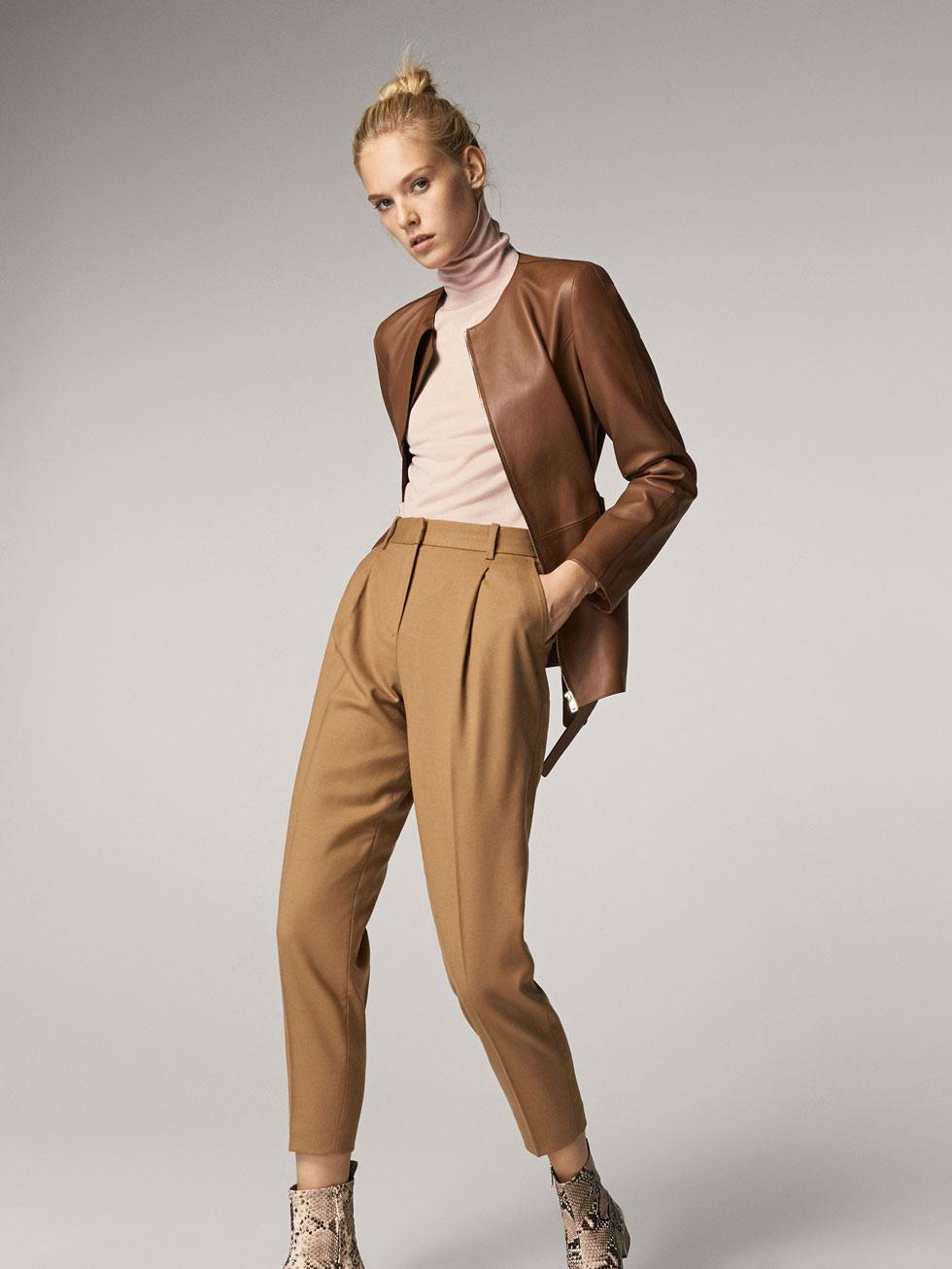 Massimodutti-trousers