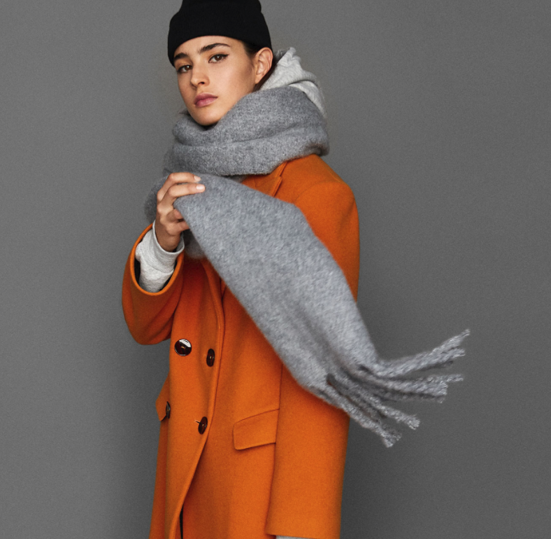 Zara-scarf