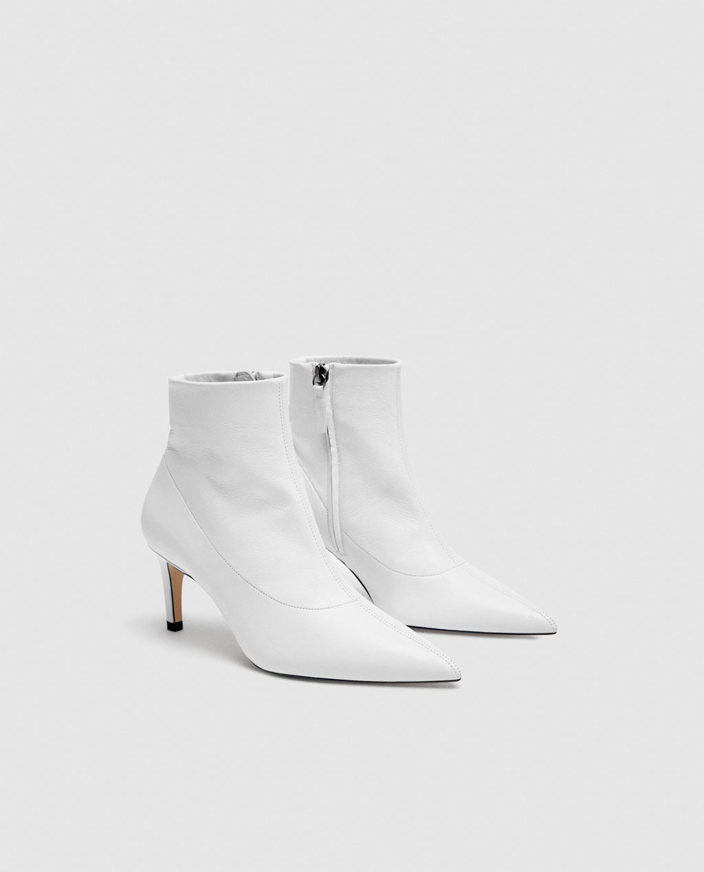 Zara-whiteboots