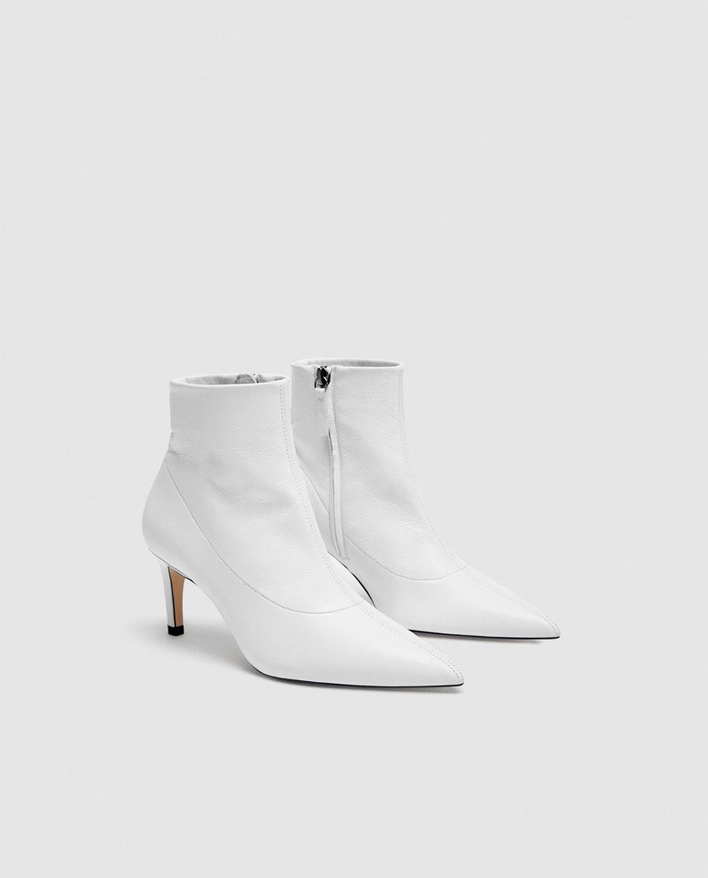 Zara-whiteboots