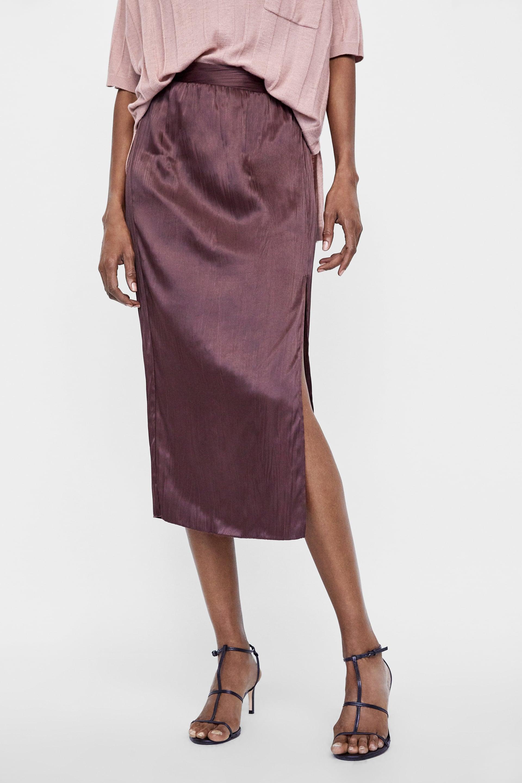 Zara-plisseskirt